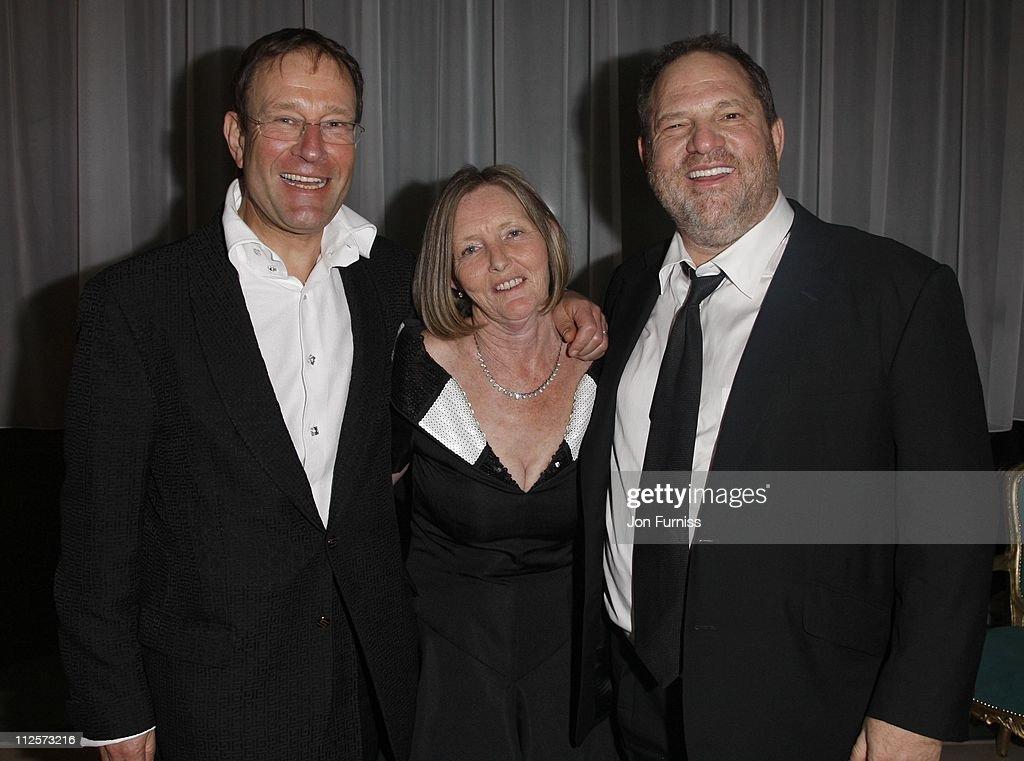 Harvey Weinstein's Post-BAFTA Party