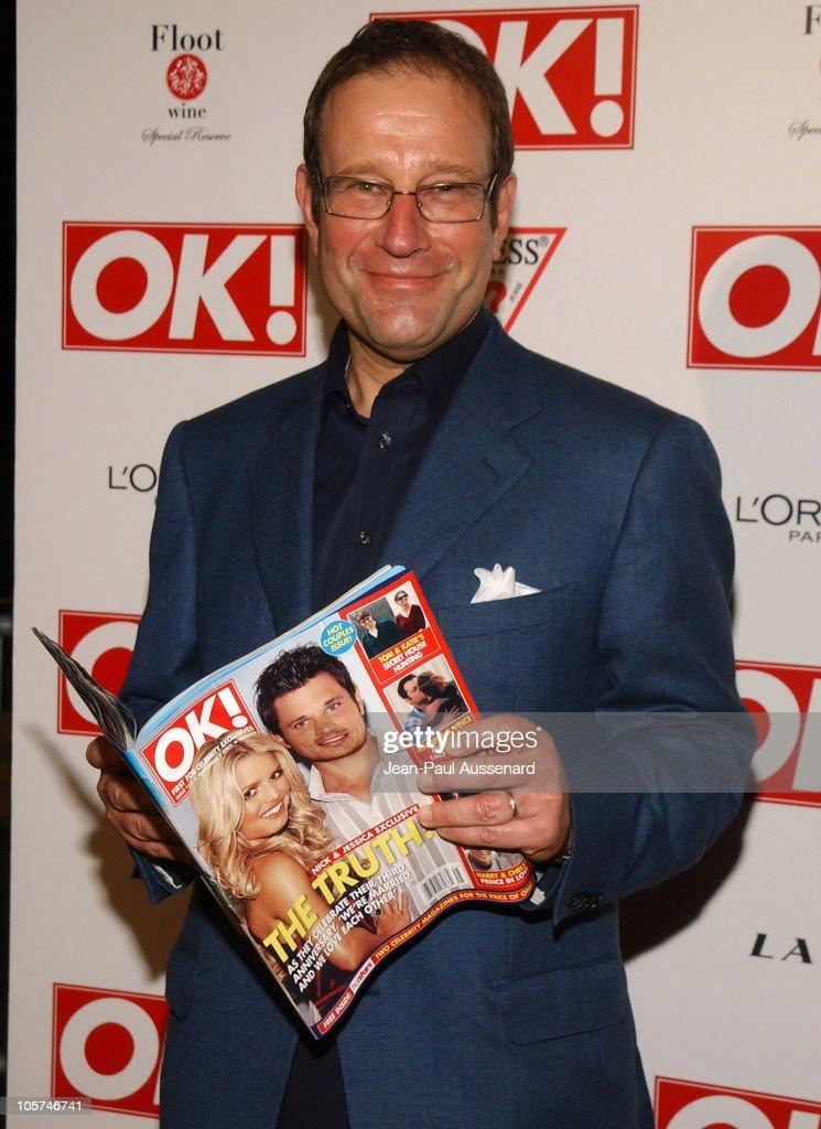 Ok! Magazine US Debut Launch Party - Arrivals