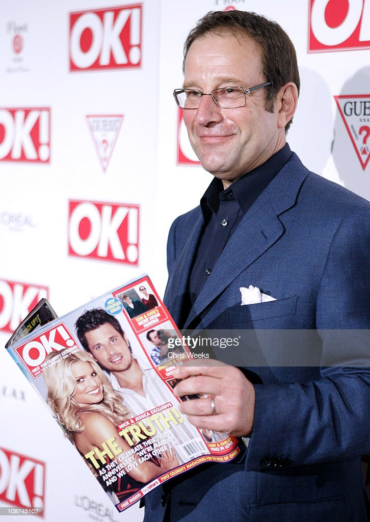Ok! Magazine US Debut Launch Party