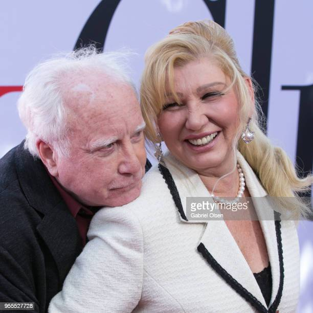 Richard Dreyfuss and his wife Svetlana Erokhin arrive for Paramount Pictures' Premiere Of Book Club at Regency Village Theatre on May 6 2018 in...
