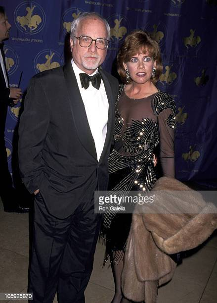 Richard Dreyfuss and Janelle Lacey during 12th Carousel of Hope Ball at Beverly Hilton Hotel in Beverly Hills California United States