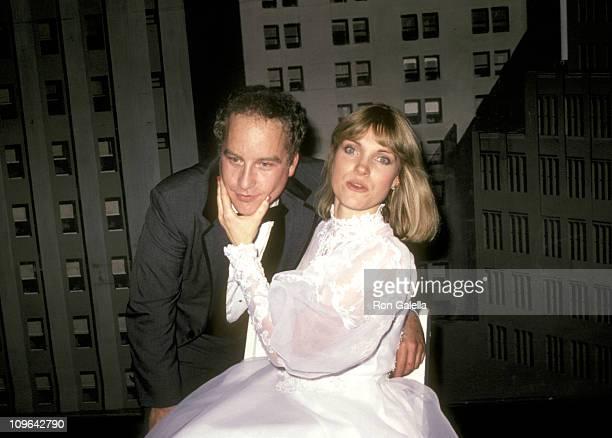 Richard Dreyfuss and Wife Jeramie Rain during Wedding Reception for Richard Dreyfuss and Jeramie Rain March 20 1983 at Burbank Studios in Burbank...