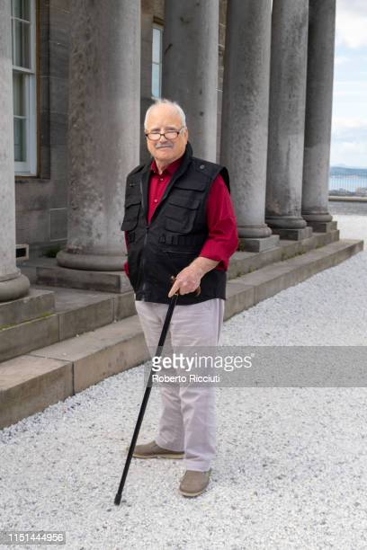Richard Dreyfuss attends a photocall for the World Premiere of 'Astronaut' during the 73rd Edinburgh International Film Festival at The City...