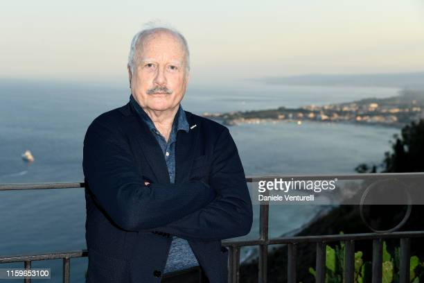 Richard Dreyfuss attends the 65th Taormina Film Fest Cocktail at Teatro Antico on July 02 2019 in Taormina Italy
