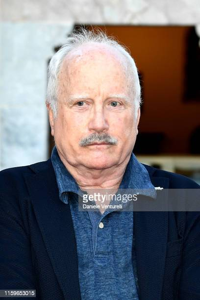 Richard Dreyfuss attends the 65th Taormina Film Fest Red Carpet at on July 02 2019 in Taormina Italy