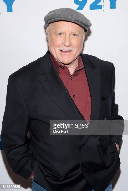 Richard Dreyfuss attends the screening of 'Shots Fired' at 92nd Street Y on March 8 2017 in New York City