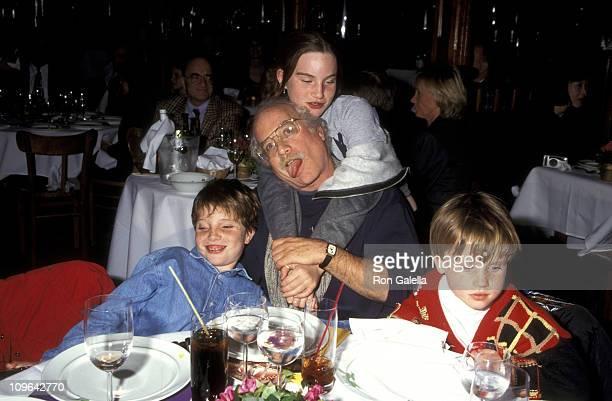 Richard Dreyfuss Daughter Emily Dreyfuss and Sons Benjamin Dreyfuss and Harry Dreyfuss
