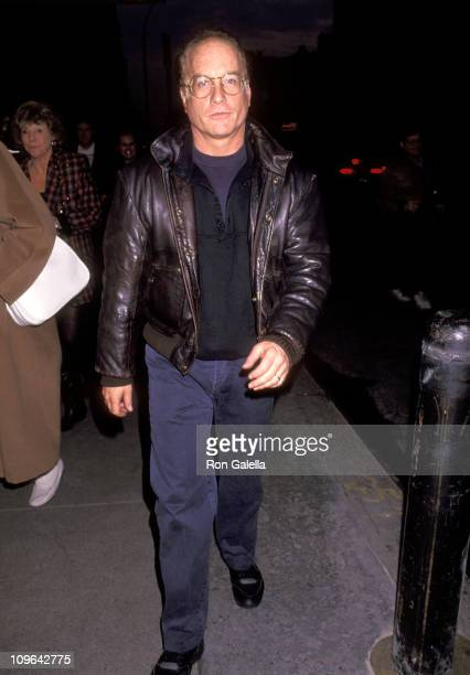 Richard Dreyfuss during Richard Dreyfuss at the 'Death the Maiden' performance in New York City February 23 1992 at Brooks Atkinson Theater in New...