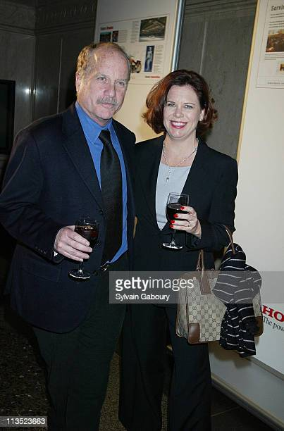 Richard Dreyfuss Janelle Dreyfuss during The World Premiere of Pulse A Stomp Odyssey at American Museum of Natural History in New York City New York...