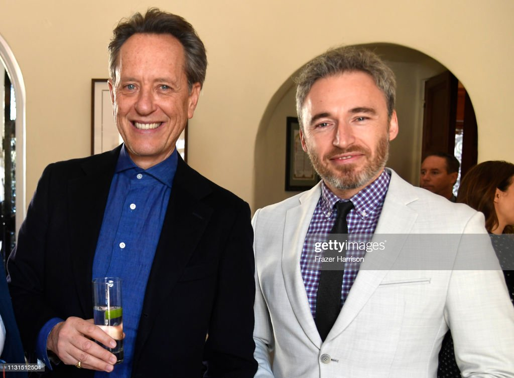CA: Reception For UK Oscars Nominees