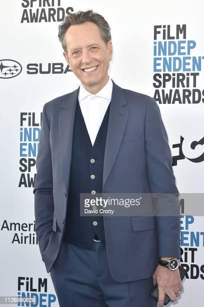 Richard E Grant attends the 2019 Film Independent Spirit Awards on February 23 2019 in Santa Monica California