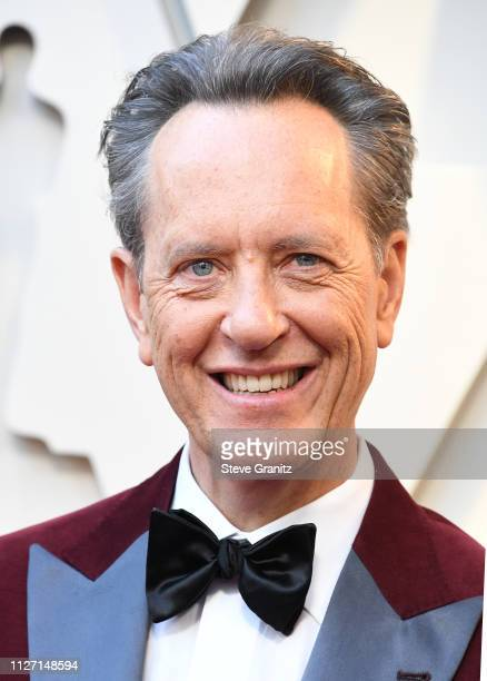 Richard E. Grant attends the 91st Annual Academy Awards at Hollywood and Highland on February 24, 2019 in Hollywood, California.