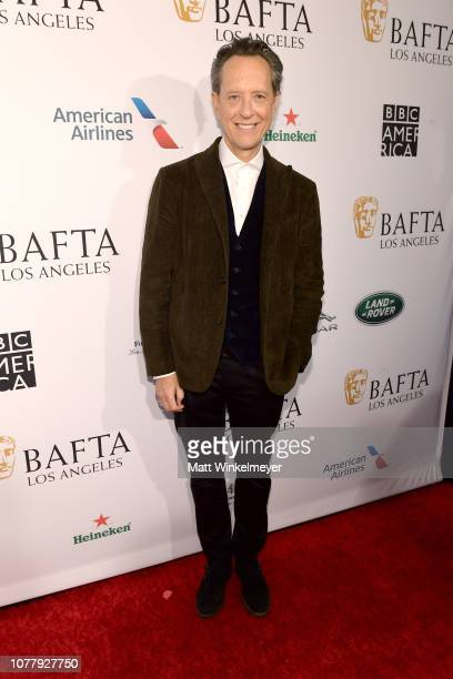 Richard E Grant attends The BAFTA Los Angeles Tea Party at Four Seasons Hotel Los Angeles at Beverly Hills on January 5 2019 in Los Angeles California
