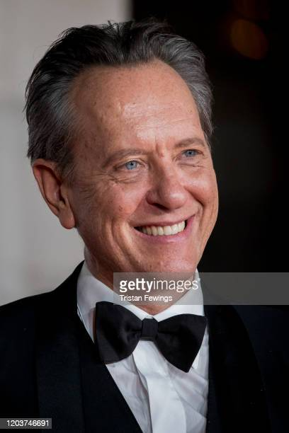 Richard E Grant attends the EE British Academy Film Awards 2020 After Party at The Grosvenor House Hotel on February 02 2020 in London England