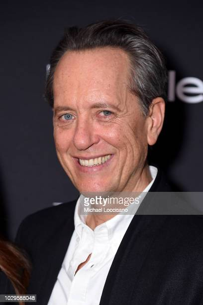Richard E Grant attends The Hollywood Foreign Press Association and InStyle Party during 2018 Toronto International Film Festival at Four Seasons...