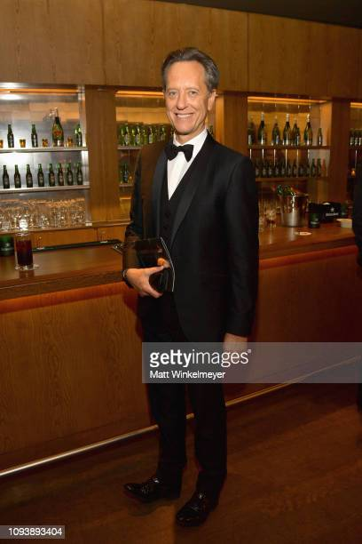 Richard E. Grant attends The Hollywood Reporter's 7th Annual Nominees Night presented by Mercedes-Benz, Century Plaza Residences, and Heineken USA at...