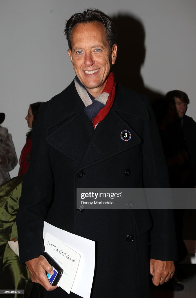 Front Row: Day 2 - London Fashion Week AW14