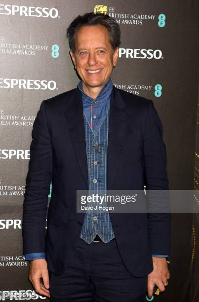 Richard E Grant attends the Nespresso British Academy Film Awards nominees party at Kensington Palace on February 09 2019 in London England