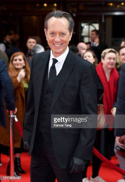 Richard. E. Grant attends the Prince's Trust And TK Maxx & Homesense Awards at London Palladium on March 11, 2020 in London, England.
