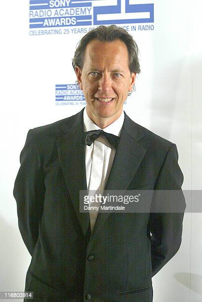 Richard E Grant during 2007 Sony Radio Academy Awards - Arrivals at Grosvenor House Hotel in London, Great Britain.