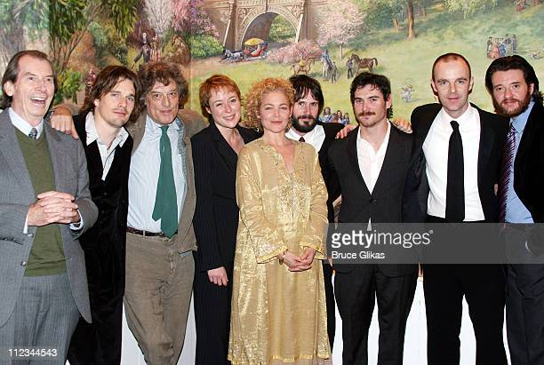 Richard Easton Ethan Hawke Tom Stoppard Jennifer Ehle Amy Irving Josh Hamilton Billy Crudup Brian F O'Byrne and Jason Butler Harner