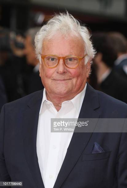 Richard Eyre attends 'The Children Act' UK Premiere at The Curzon Mayfair on August 16, 2018 in London, England.