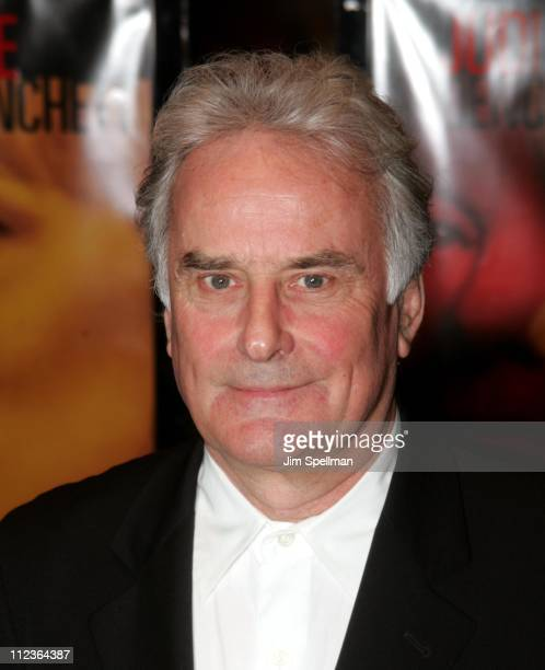 """Richard Eyre during """"Notes on a Scandal"""" New York Premiere - Outside Arrivals at Cinema 1 in New York City, New York, United States."""