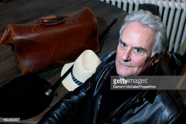Richard Eyre, theatre and film director, London, 17th November 2009.