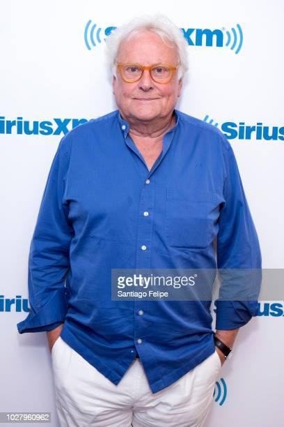 Richard Eyre visits SiriusXM Studios on September 6, 2018 in New York City.