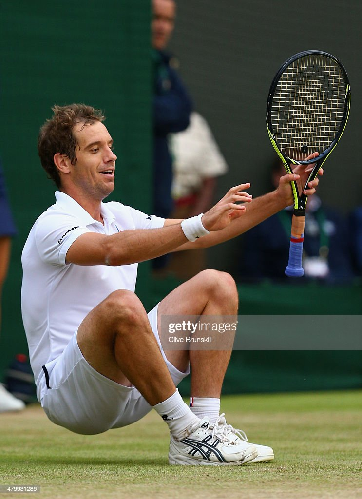 Day Nine: The Championships - Wimbledon 2015