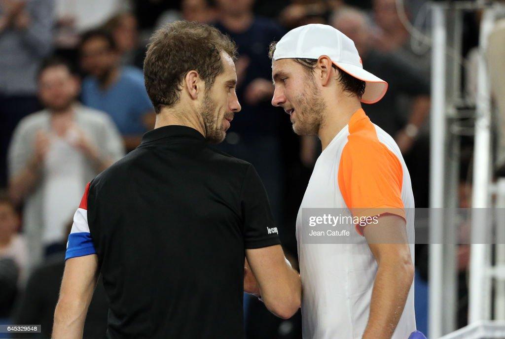 Open 13 Provence - ATP 250 : News Photo
