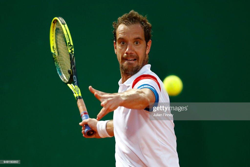 ATP Masters Series: Monte Carlo Rolex Masters - Day Six : Fotografía de noticias