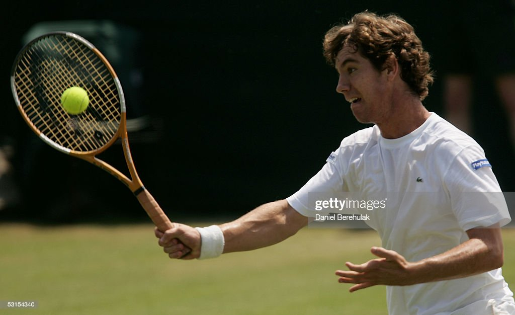 Wimbledon Championships : News Photo