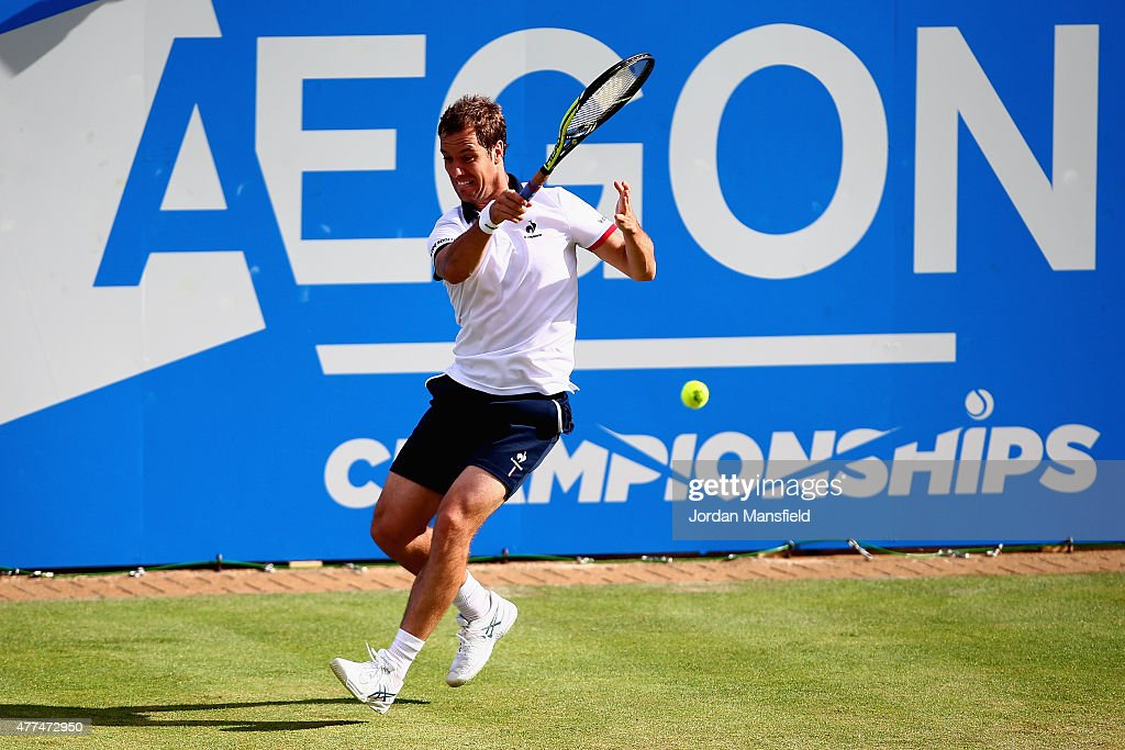 Aegon Championships - Day Three : News Photo