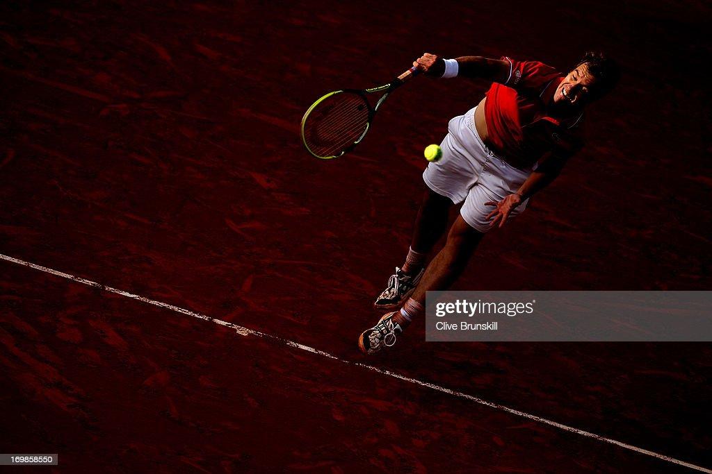 2013 French Open - Day Nine : ニュース写真