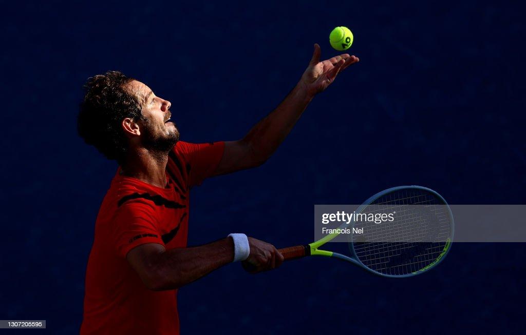 Dubai Duty Free Tennis - Day Nine : ニュース写真