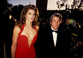 Richard gere and cindy crawford at the shrine auditorium in los picture id74712659?s=170x170
