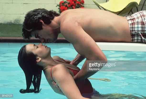 Richard Gere and Valerie Kaprisky star in the racy thriller 'Breathless' directed by Jim McBride