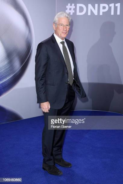 Richard Gere attends the German Sustainability Award at Maritim Hotel on December 7, 2018 in Duesseldorf, Germany.