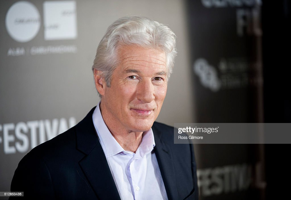 Richard Gere Attends The Glasgow Film Festival
