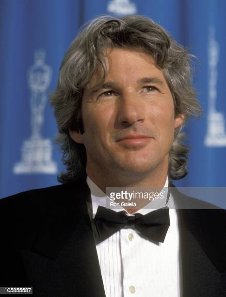 Richard Gere during 65th Annual Academy Awards at Shrine Auditorium in Los Angeles California United States