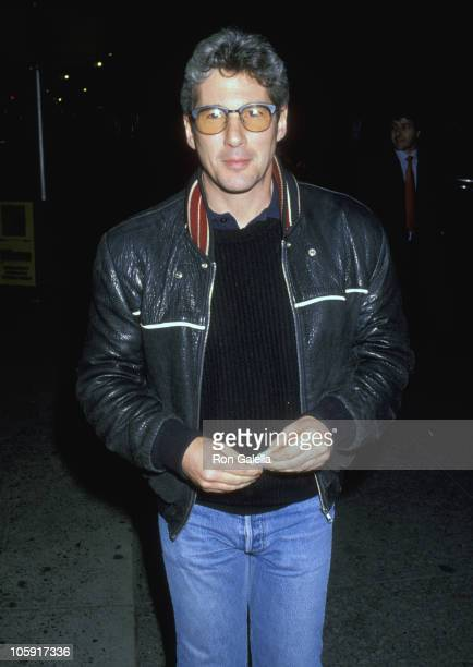 Richard Gere during Premiere of 'Cinema Paradiso' in New York at Lincoln Center in New York City New York United States