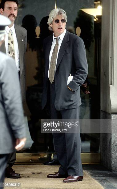 Richard Gere during Richard Gere Sighting at The Mark in New York City August 15 1999 at The Mark in New York City New York United States