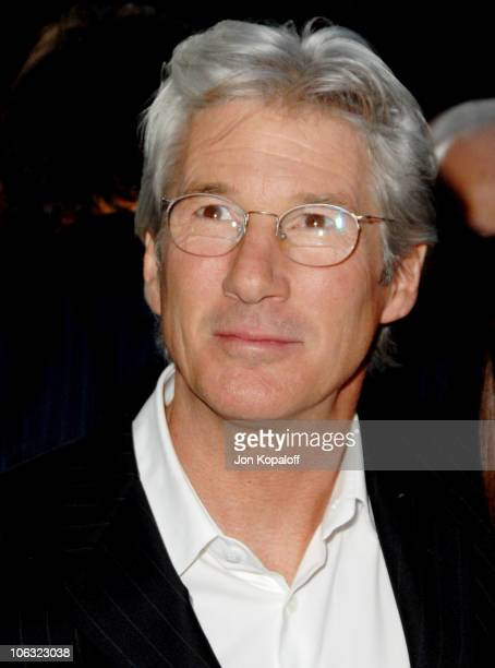 Richard Gere during 'The Hoax' Los Angeles Premiere Arrivals at Mann's Festival Theater in Westwood California United States