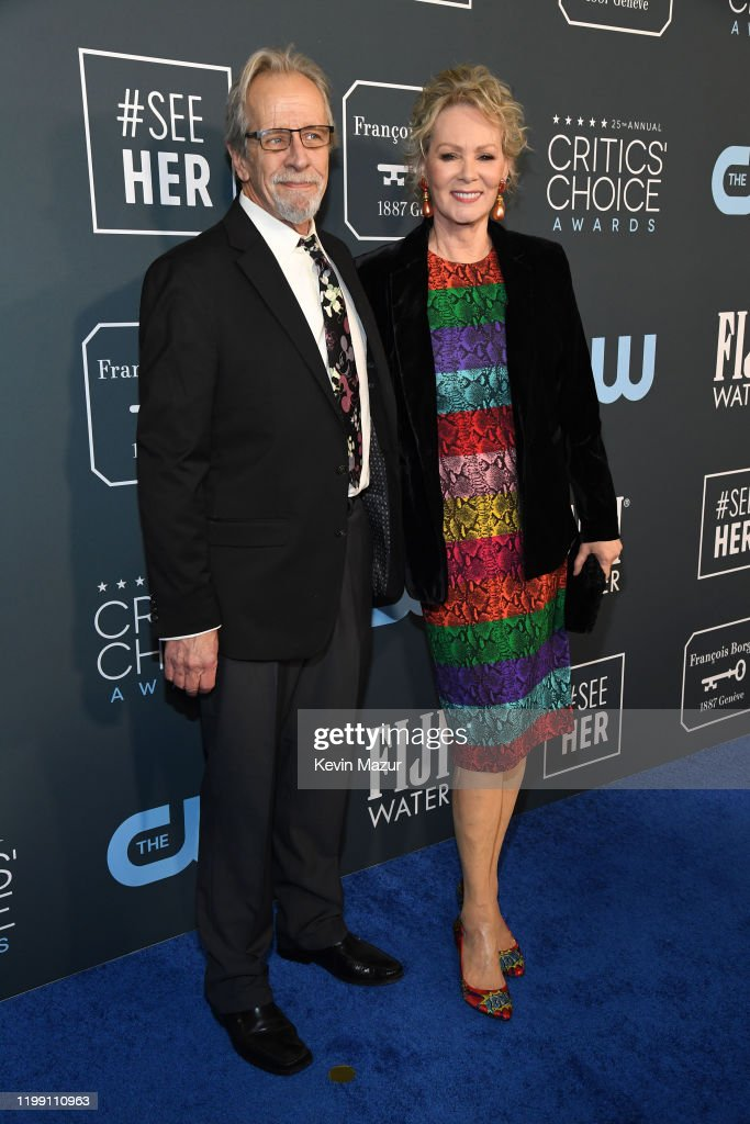 Richard Gilliland And Jean Smart Attend The 25th Annual Critics News Photo Getty Images Jean) was born in seattle, washington, united states. 2