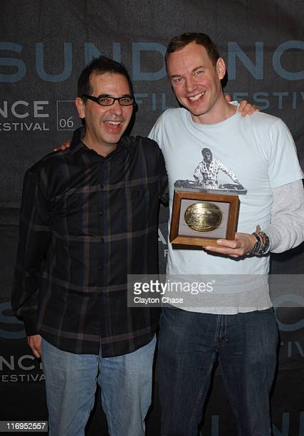 Richard Glatzer and Wash Westmoreland writers and producers of Quinceanera and winners of the Grand Jury Prize for Drama