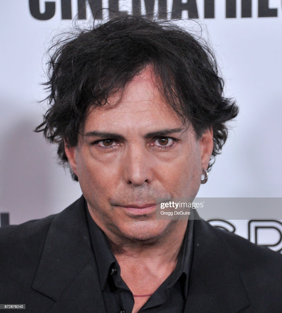 Richard Grieco arrives at the 31st Annual American Cinematheque Awards Gala at The Beverly Hilton Hotel on November 10, 2017 in Beverly Hills, California.