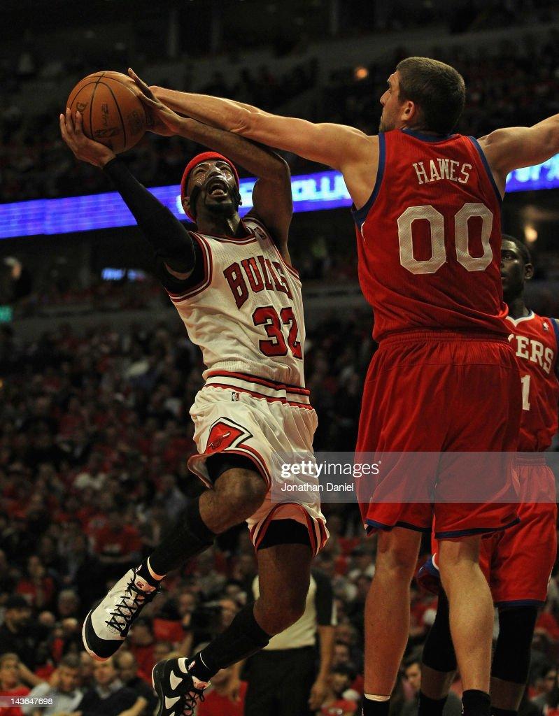 Philadelphia 76ers v Chicago Bulls - Game Two
