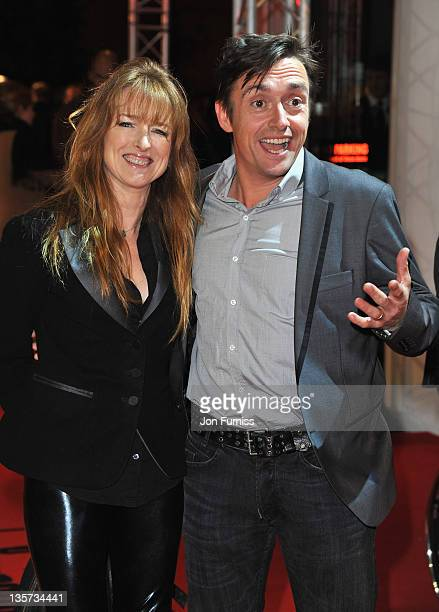 Richard Hammond and Amanda Hammond arrive at the Mission Impossible Ghost Protocol UK Premiere at BFI IMAX on December 13 2011 in London England