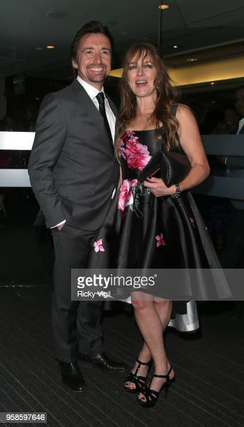 Richard Hammond and Mindy Hammond seen attending NHS Heroes Awards at London Hilton Park Lane on May 14 2018 in London England